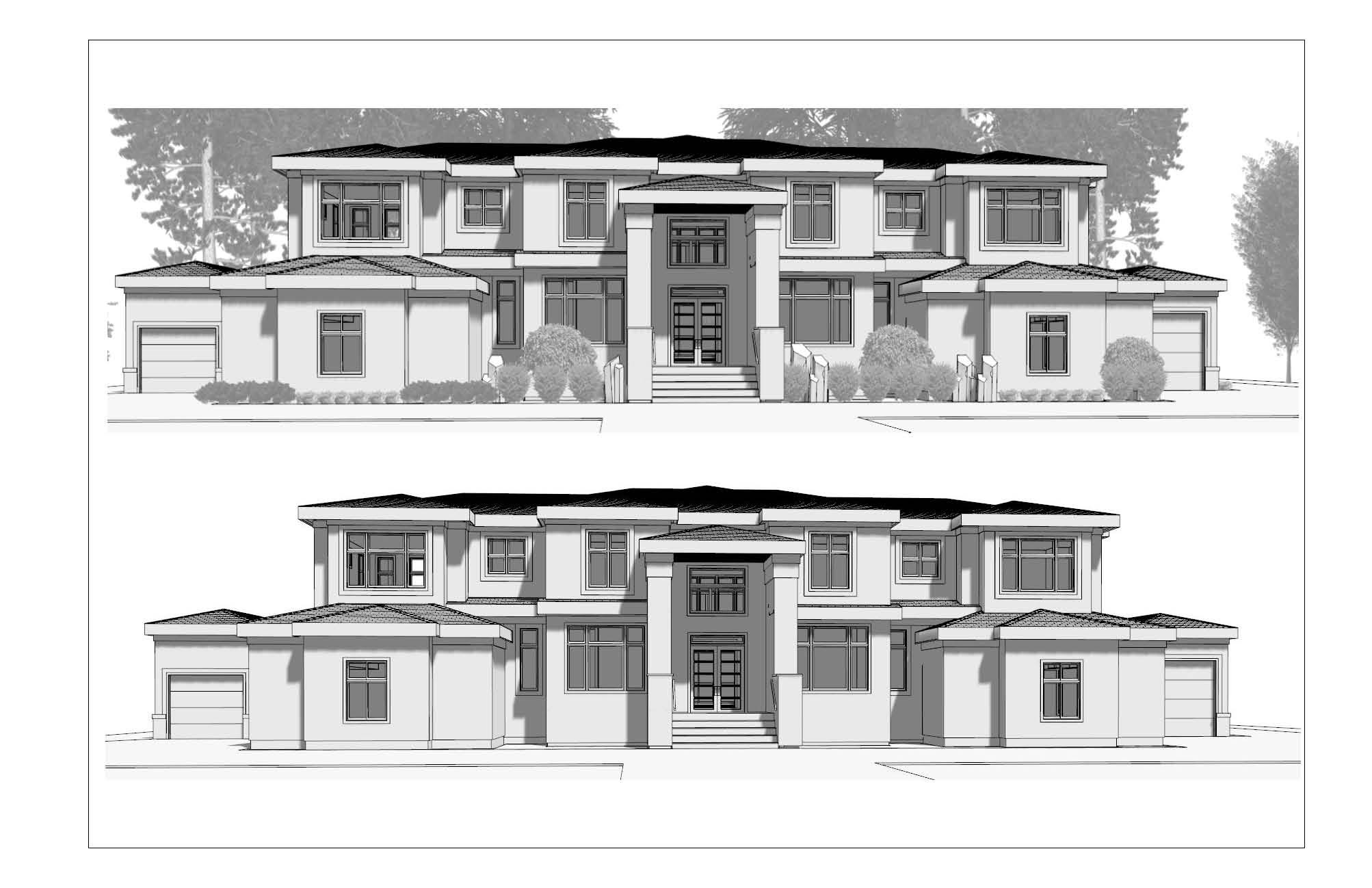 Custom Home Design Calgary, Residential Architect, Designer, Infills