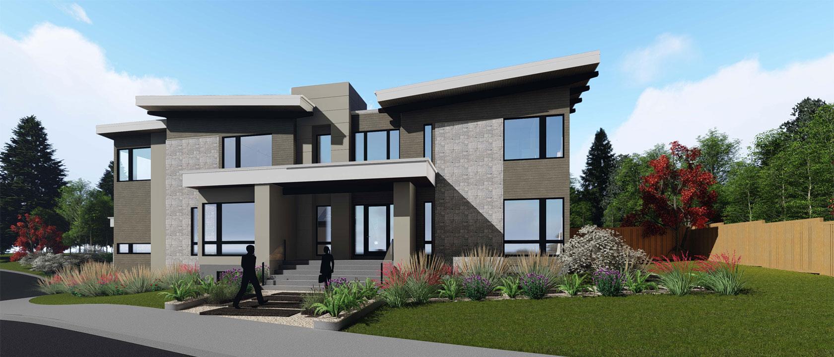 Custom Home Design Calgary Residential Architect Designer